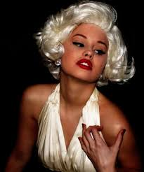 debby ryan from jessie s marilyn monroe makeup seven year itch style