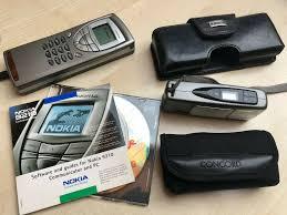 Nokia Communicator 9210i - Grau (Ohne ...
