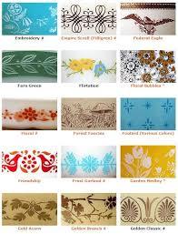 Vintage Pyrex Patterns