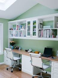 Small Picture Comfortable Home Office Ideas Alluring Home Office Designs For Two