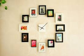 Small Picture 30 Funky Wall Clock Design Ideas Personalizing Interior Decorating