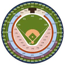 Seating Diagram For Busch Stadium
