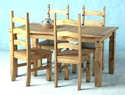 rare dining chairs corona pine dining set 5 dining table 4 chairs dining table and chairs