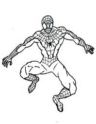 Disegni Da Colorare Di Spiderman 4 Coloring Site Coloring Site