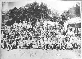 Mitsubishi apologizes to US World War II PoW James Murphy for     In the United States  at the end of World War II  there were     Branch  Camps serving     Area Camps containing over         prisoners of war   mostly