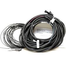 boat wiring harness solidfonts sea ray 2108195 kohler black 31 foot boat wiring harness 8m3002971