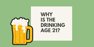 Drinking Why 21 Sporcle Blog The Age Is