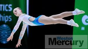 Silver medal for gymnasts at world championships | Weston Mercury