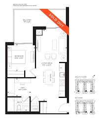 One Bedroom Balcony Suite Signature One Bedroom Den Suites Craftsman Condominium Craftsman Condos