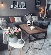dark gray living room furniture. this sectional is perfect and would give lots of seating since there no dining room table i love the coffee too dark gray living furniture