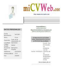Modelo De Curriculum Vitae En Word Modelocurriculumcv4 Gratis 20 Modelos Curriculum Vitae En Word Para