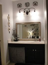 Distressed Bathroom Cabinet Amandas Distressed Bathroom Cabinet Tutorial The Csi Project