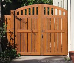 Small Picture Los Angeles Wood Driveway Gates Beautiful Entry Gates