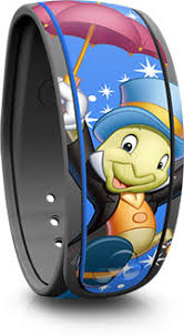 Small Picture Jiminy Cricket Open Edition MagicBand released Disney MagicBand