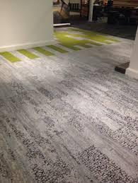 industrial office flooring. Interface Human Nature. Industrial Office Flooring