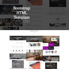 Free Html Newspaper Template 95 Free Bootstrap Themes Expected To Get In The Top In 2019