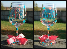 Wine Glass Decorating Designs 100100100100 and Fabulous Birthday Wine Glass Wine Glass and Birthdays 51