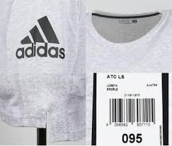 Atc Clothing Size Chart Details About Adidas Men Atc Long Sleeve Jersey Light Gray Football Training T Shirt Aj4796