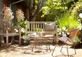 care for wood outdoor furniture