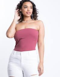 plus size tube tops plus size womens clothing 2020ave