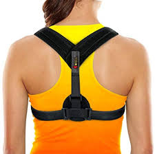 Amazon.com: Back Posture Corrector Brace - Figure 8 Clavicle Support Slouching Fix