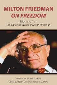 milton friedman on dom selections from the collected works of  stanford ca the institution press today released milton friedman on dom selections from the collected works of milton friedman a collection