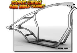 voodoo vintage fabrication austin texas custom motorcycle
