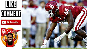 Preview Defensive Ends Oklahoma Football Depth Chart Summer 2018