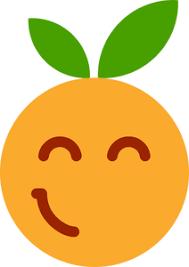 orange clipart png. menarik orange clipart png