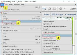 How To Reduce The Size Of A Pdf File Reduce Pdf File Size Using Adobe Acrobat