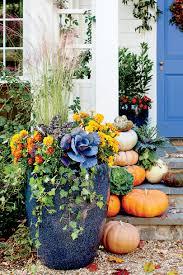 Plant A Fall Container Garden  HGTVContainer Garden Ideas For Fall