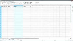 Example Of Spreadsheet For Small Business Simple Expense Sheet
