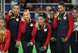 Olympic gymnast Gabby Douglas apologizes after teammate calls out ...