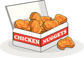 Small Picture Chicken Nuggets Clipart Cliparts and Others Art Inspiration