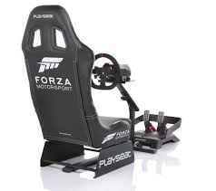 playseat forza motorsport gaming chair black