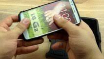 ОБЗОР: <b>Кожаный Чехол Книжка</b> Tetded для LG Optimus G2 D802 ...