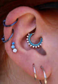 Piercing Placement Chart Different Types Of Ear Piercings The Complete List