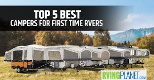 top 5 best pop up cers for first time rvers