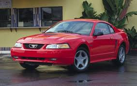 2000 Ford Mustang - Information and photos - ZombieDrive