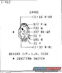 79 wiring schematics ford bronco forum headlight switch c 701