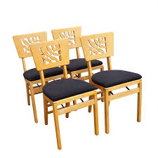 brilliant stakmore solid wood folding chair with padding seat costcochaser stakmore folding chairs costco ideas