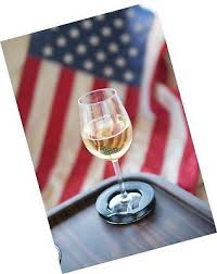 outdoor wine glass stemware drink holder for boats rvs hot tubs home theat