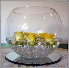 Glass Bowl Decoration Ideas