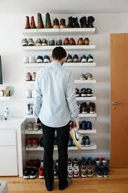 best sneaker storage ideas on shoe room kids shoes organizer hahaha travis is that