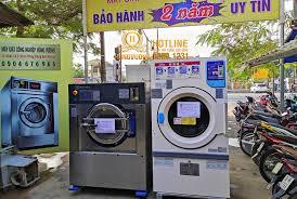 Máy Giặt Công Nghiệp Hùng Vương - Home