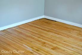 Plastic Flooring Looks Like Wood