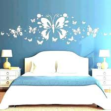 Painting Designs On Walls Wall Designs For Bedrooms Confedem Org