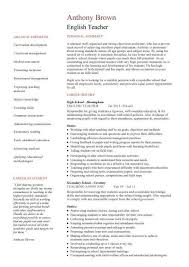 English Teacher Resume Template Purchase Indian Wear Pinterest