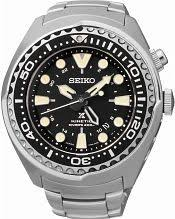 "seiko watches seiko divers watches watch shop comâ""¢ mens seiko prospex gmt diver kinetic watch sun019p1"