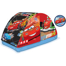 cars toddler bed with tent photo  4